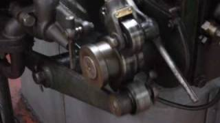 Ruston & Hornsby 6X HRE - Anson Engine Museum -