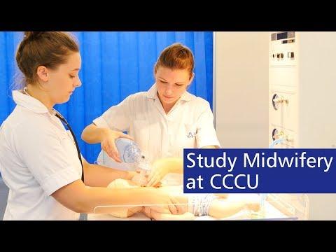 Study Midwifery at CCCU