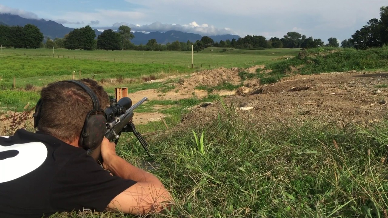 7mm Rum at 400m With 195 Berger
