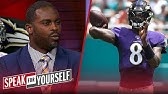 Michael Vick explains what impressed him about Lamar Jackson's big gameNFLSPEAK FOR YOURSELF
