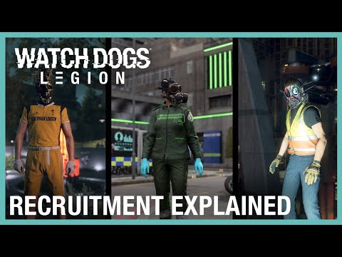 Watch Dogs Legion First Operative 3 Best Abilities To Look For
