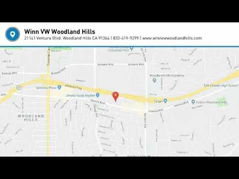 2016 Volkswagen Tiguan Woodland Hills CA W1513