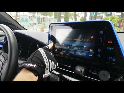 Toyota C-HR - Altro menu nascosto - Other hidden menu