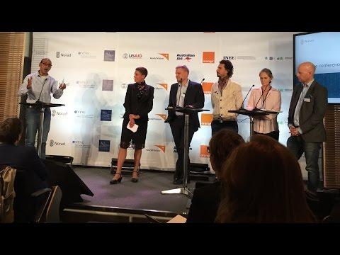 EduApp4Syria: Oslo Dialogue Conference - part 1 (English subtitles)