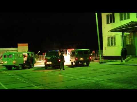 Кадры с места расстрела военнослужащих в забайкальском крае, Горный, 8 УБИТЫХ В/Ч 54160