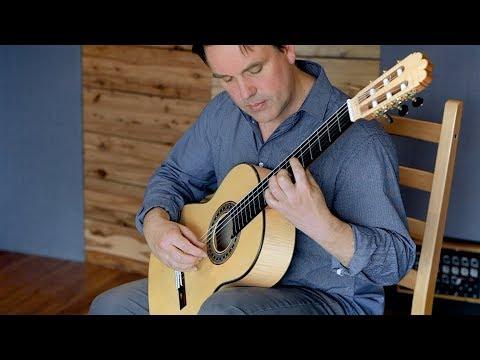 "Ken Murray plays ""Moreton Bay"" on an Altamira Concert Guitar"