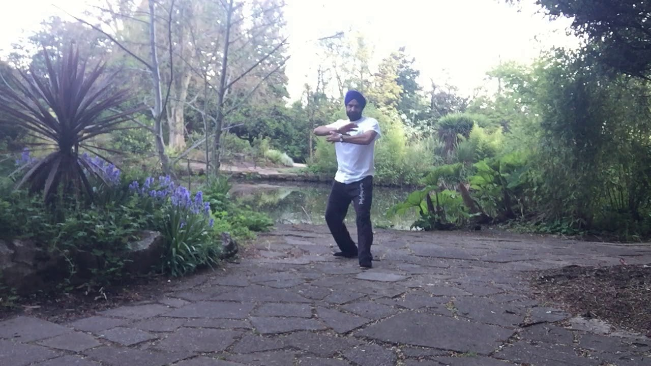 Tai Chi flowing Yang Style Taijiquan Form – Meditation in Motion