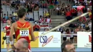 World Junior Championships - Pole Vault Final Men (Barcelona 2012)