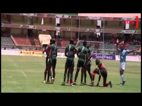 Rugby Cranes Beat Zimbabwe at 7s