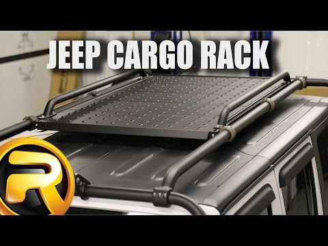 How to Install Kargo Master Jeep Congo Rack and Accessories