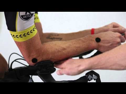 Bike Fit Set Up  5  How to rest your arms