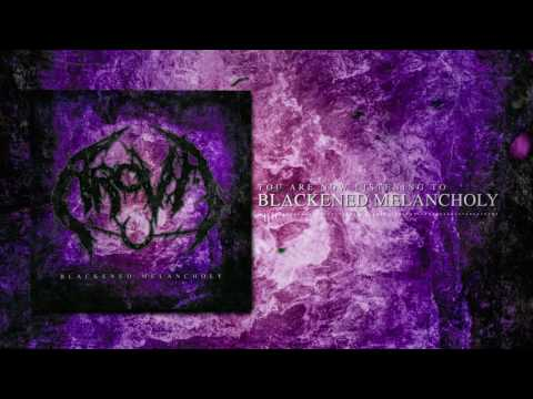 AROVA - Blackened Melancholy (Official Audio) [CORE COMMUNITY PREMIERE]