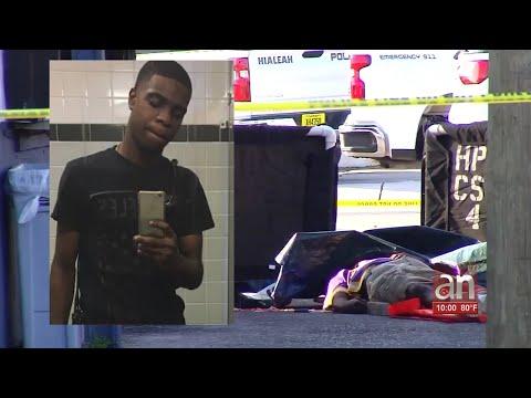 Tragedia en Hialeah: un joven cubano muere baleado supuestamente por su novia