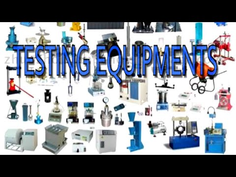 Instruments Used For Soil Testing-Their Objectives, Functions. Civil-Engineering, Detail Video.
