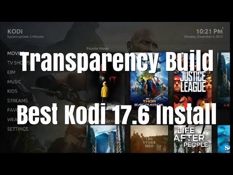 Chris Caserta - Most Complete Kodi 17.6 Build Review / New Kodi Build Install & Setup Dec 2017