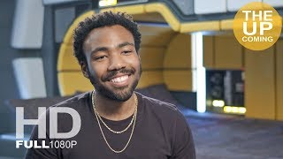 Donald Glover interview: Lando, Han Solo, Empire Strikes Back similarities in Solo A Star Wars Story