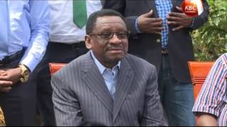 Cord calls off demos against amendments to election laws