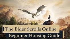 The Elder Scrolls Online   Ultimate Beginner Housing Guide
