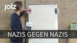 Nazis fallen auf Trick der Antifa rein