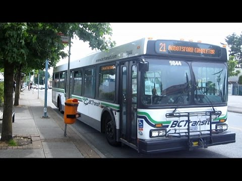 Buses In Abbotsford, BC (Volume One)