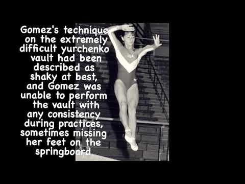 In memory of Julissa Gomez // A gymnast's story