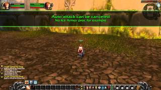 [Wow Vanilla Private Server] Charge fixes - Nostalrius Begins 1.12
