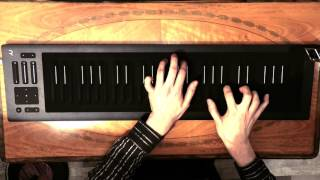 Orchestal Performance by Gerald Peter with the ROLI Seaboard RISE and Symphobia