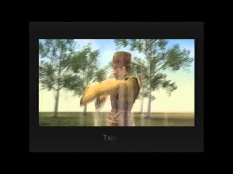 Dynasty Warriors 3 Voice Acting 2