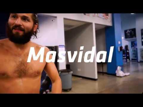 Dan Hardy meets Jorge Masvidal in Miami -  TRAILER