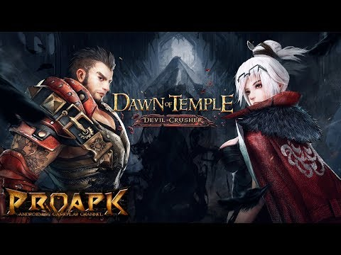 Dawn of Temple Gameplay Android / iOS