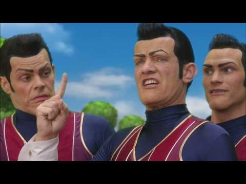 LazyTown S04E12 Robbie Dream Team 1080p Icelandic