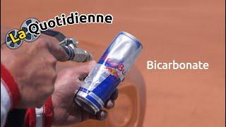 La quotidienne : Démonstration de sablage au bicarbonate