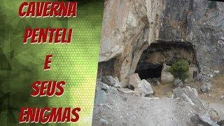 Caverna Penteli e seus enigmas!!!