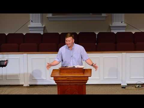 """Laborers in the Vineyard"" Sermon by Caleb Duncan"