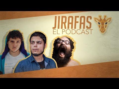 Ignatius Farray y Darío Eme Hache con David Sainz, desde Madrid | Jirafas #10 | Playz