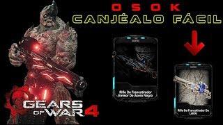 Gears of War 4 l OSOK l Sacando Franco Latido l Canjéalo Fácilmente l 1080p Hd