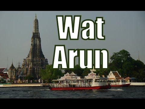 WAT ARUN (วัดอรุณ) - Bangkok, Thailand