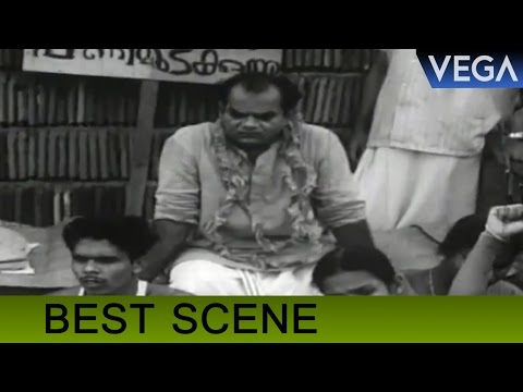Sankaradi Goes For a Hunger Strike || Panimudakku Movie Scenes