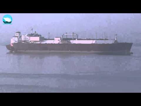 MERCHANT NAVY AL DAAYEN LNG TANKER SHIP