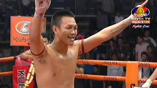 Kun Khmer, វង្ស ណយ Vs ថៃ, Vong Noy Vs Choknamchai Pran26 (Thai), Bayon boxing 14 Dec 2018