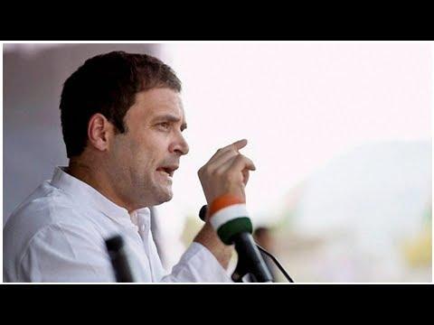 Cash crunch: Rahul slams Modi for destroying banking system