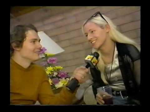 Smashing Pumpkins - Billy interviews D'arcy
