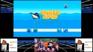 [ Cruise Ship Vacation Games (Wii) ] Shitty Wii Games Strikes Again!