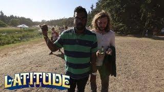 Seann Walsh & Romesh Ranganathan | Latitude Tour | Latitude 2013