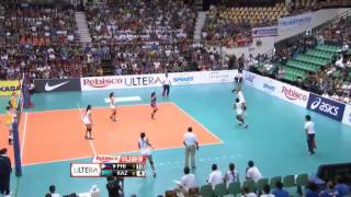 U23: Philippines vs. Kazakhstan Set 2