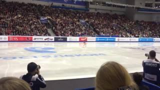 Чемпионат России по фигурному катанию 24.12.2016