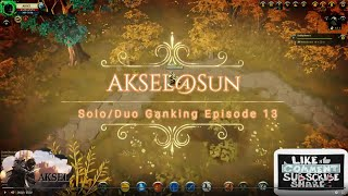 Albion Online Solo/Duo Ganking Episode 13
