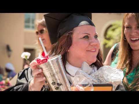 Michelle's Rollins Graduation - Class of 2016
