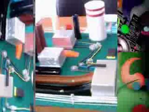 Video Maquetas Centrales El 233 Ctricas 3eso Flv Youtube