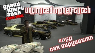 GTA 5 ONLINE 1.37  UNLIMITED MONEY GLITCH |EASY  CAR DUPLICATION  | GERMAN